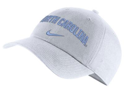 d6571d772ca North Carolina Tar Heels Nike NCAA H86 Wordmark Swoosh Cap