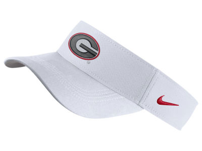Georgia Bulldogs Nike NCAA Dri-Fit Visor 125e4e0e89a