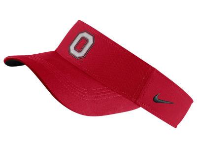 Ohio State Buckeyes Nike NCAA Dri-Fit Visor bfd361e58de
