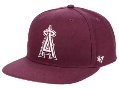 Los Angeles Angels '47 MLB Autumn Snapback Cap