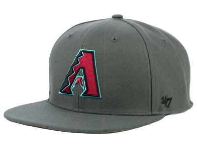 Arizona Diamondbacks '47 MLB Autumn Snapback Cap
