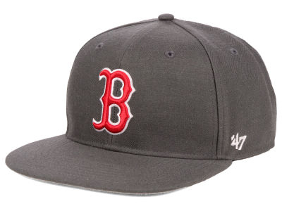 Boston Red Sox '47 MLB Autumn Snapback Cap