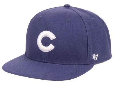 Chicago Cubs '47 MLB Autumn Snapback Cap