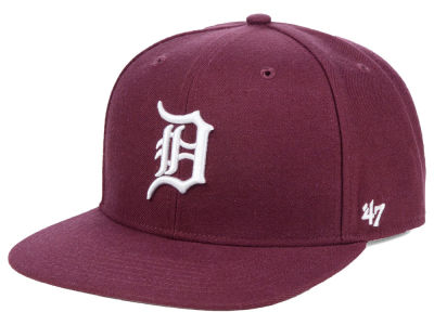 Detroit Tigers '47 MLB Autumn Snapback Cap