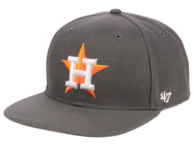 Houston Astros '47 MLB Autumn Snapback Cap