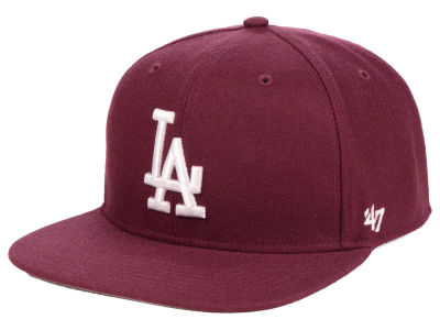 Los Angeles Dodgers '47 MLB Autumn Snapback Cap