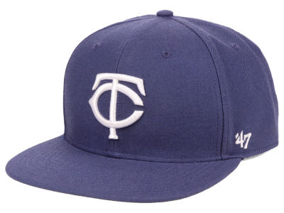 Minnesota Twins '47 MLB Autumn Snapback Cap