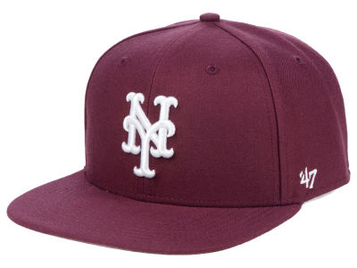 New York Mets '47 MLB Autumn Snapback Cap