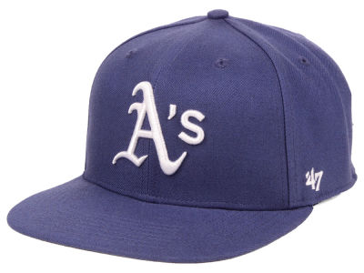 Oakland Athletics '47 MLB Autumn Snapback Cap