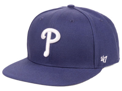 Philadelphia Phillies '47 MLB Autumn Snapback Cap