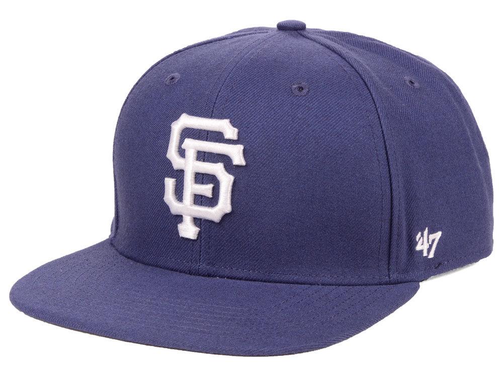 0471ab08d6d San Francisco Giants  47 MLB Autumn Snapback Cap