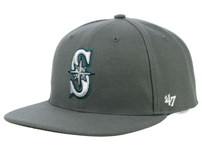 Seattle Mariners '47 MLB Autumn Snapback Cap