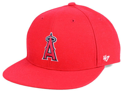 Los Angeles Angels '47 MLB Youth Basic Snapback Cap