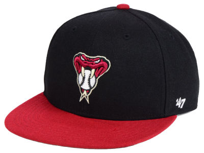 Arizona Diamondbacks '47 MLB Youth Basic Snapback Cap