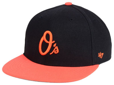 Baltimore Orioles '47 MLB Youth Basic Snapback Cap