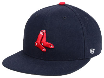 Boston Red Sox '47 MLB Youth Basic Snapback Cap
