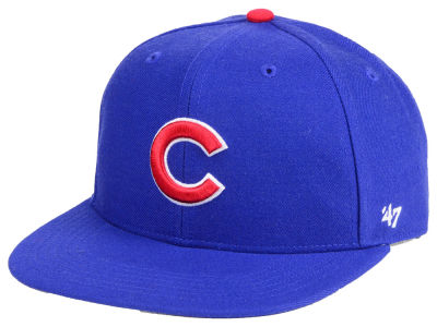 Chicago Cubs '47 MLB Youth Basic Snapback Cap