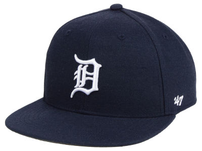 Detroit Tigers '47 MLB Youth Basic Snapback Cap