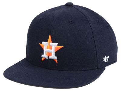 Houston Astros '47 MLB Youth Basic Snapback Cap
