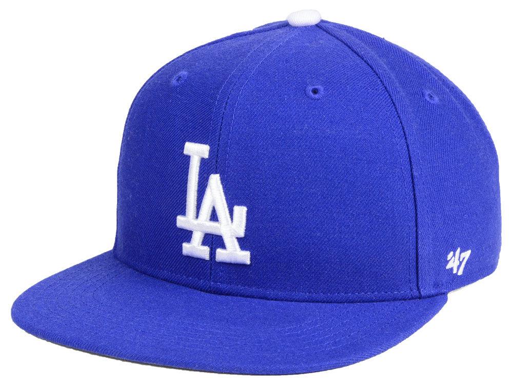 Los Angeles Dodgers  47 MLB Youth Basic Snapback Cap  2f09727812f