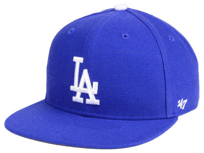 Los Angeles Dodgers '47 MLB Youth Basic Snapback Cap