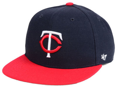 Minnesota Twins '47 MLB Youth Basic Snapback Cap
