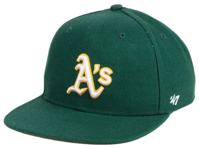 Oakland Athletics '47 MLB Youth Basic Snapback Cap