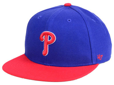 Philadelphia Phillies '47 MLB Youth Basic Snapback Cap