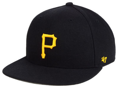 Pittsburgh Pirates '47 MLB Youth Basic Snapback Cap