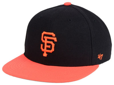 San Francisco Giants '47 MLB Youth Basic Snapback Cap