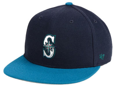 Seattle Mariners '47 MLB Youth Basic Snapback Cap
