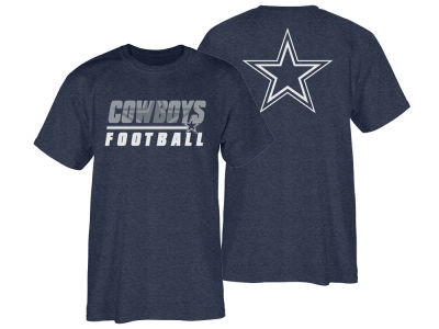 Dallas Cowboys DCM NFL Men's Fade Back Super Rival T-Shirt