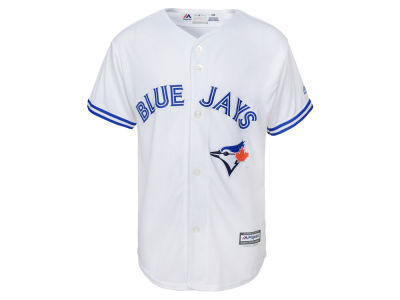 Toronto Blue Jays Majestic MLB Youth Blank Replica Jersey