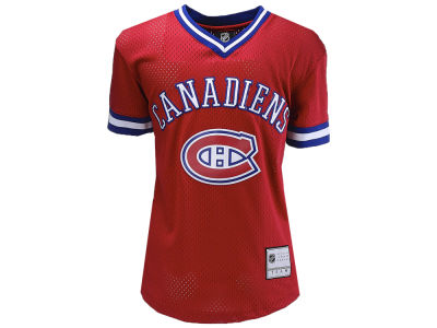 Montreal Canadiens NHL Youth Short Sleeve Fashion Jersey