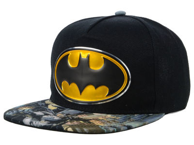 55120b4f45e Batman Hats   Superman Caps  Comic Book Caps