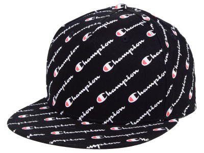 Champion All Over Snapback Cap