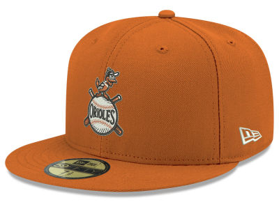 Baltimore Orioles New Era MLB Retro Stock 59FIFTY Cap