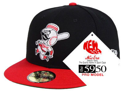 Cincinnati Reds New Era MLB Retro Stock 59FIFTY Cap