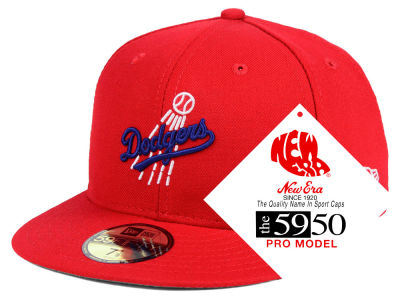 f7392a1c3a4 Los Angeles Dodgers New Era MLB Retro Stock 59FIFTY Cap
