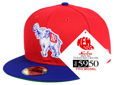 714462d6075 Philadelphia Athletics New Era MLB Retro Stock 59FIFTY Cap