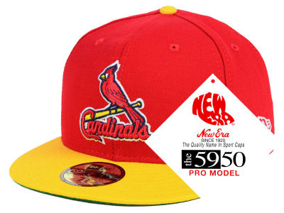 St. Louis Cardinals New Era MLB Retro Stock 59FIFTY Cap
