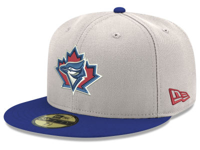 Toronto Blue Jays New Era MLB Retro Stock 59FIFTY Cap