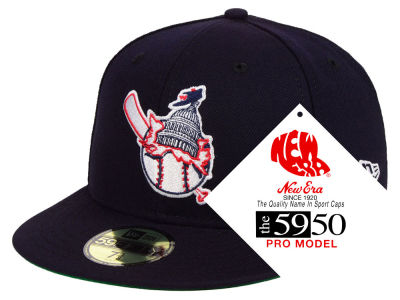 Washington Nationals New Era MLB Retro Stock 59FIFTY Cap