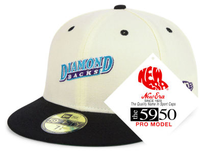 Arizona Diamondbacks New Era MLB Retro Stock 59FIFTY Cap