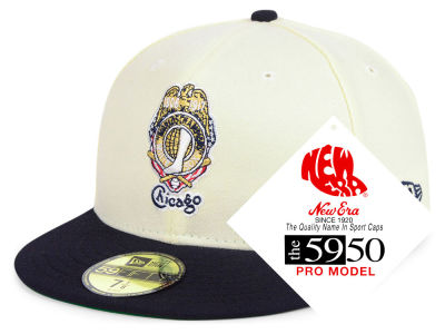Chicago White Sox New Era MLB Retro Stock 59FIFTY Cap
