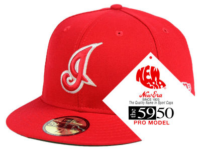 Cleveland Indians New Era MLB Retro Stock 59FIFTY Cap