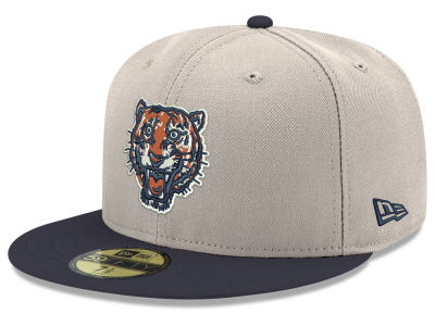 Detroit Tigers New Era MLB Retro Stock 59FIFTY Cap