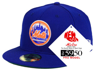 New York Mets New Era MLB Retro Stock 59FIFTY Cap