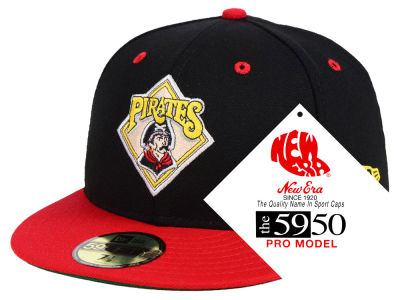 Pittsburgh Pirates New Era MLB Retro Stock 59FIFTY Cap