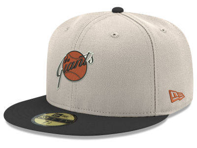 San Francisco Giants New Era MLB Retro Stock 59FIFTY Cap